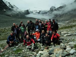 Uczestnicy Rajdu Grossglockner 2014